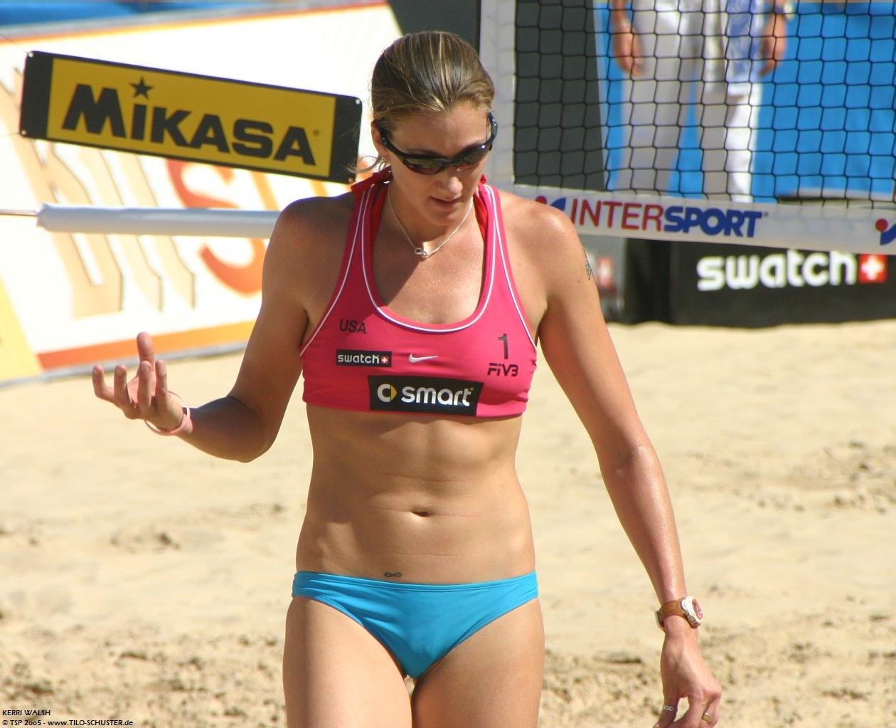 Kerri Walsh - American Beach volleyballer